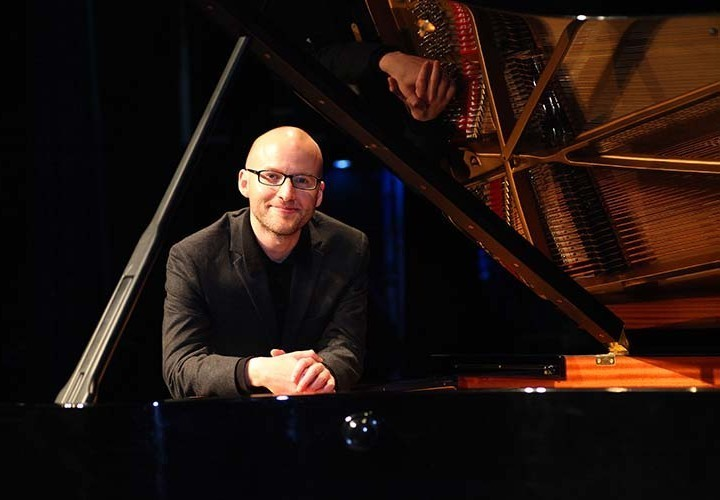 Daniel de Borah, Australian National Piano Award Winner 2012